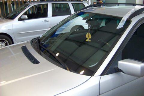Veículo finalizado pronto a entregar ao cliente